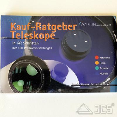 Kauf-Ratgeber Teleskope in 4 Schritten