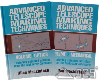 Advanced Telescope Making Techniques, Band 1 + 2