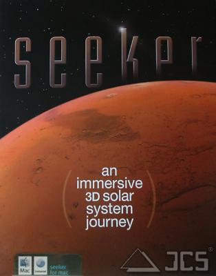 SEEKER für Mac Eine Reise durch das Sonnensystem in 3D