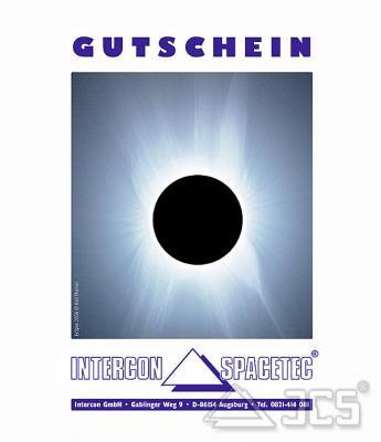 Geschenk-Gutschein über EUR 150,- Motiv Eclipse