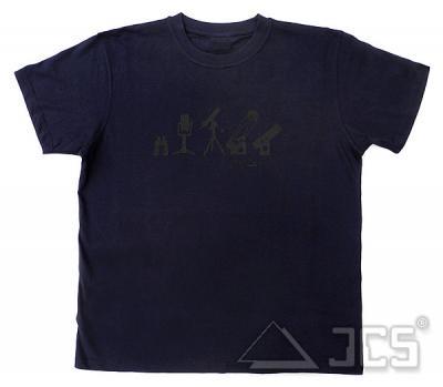 T-Shirt TF-2015, nachtblau, Gr. XXL Motiv: Teleskope und Ferngläser