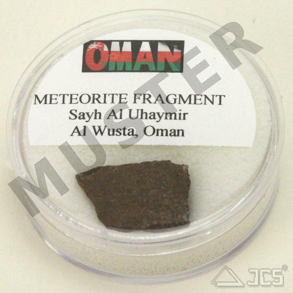 Meteorit in Kapsel 1-er