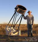 """Vermietung ICS 24"""" f/4 GND auf Hakos, Namibia Buchungszeitraum/Nacht"""
