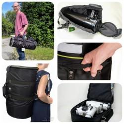 Collage von Oklop-Taschen-Bildern