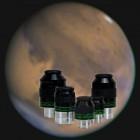 TeleVue-Okulare vor dem Mars